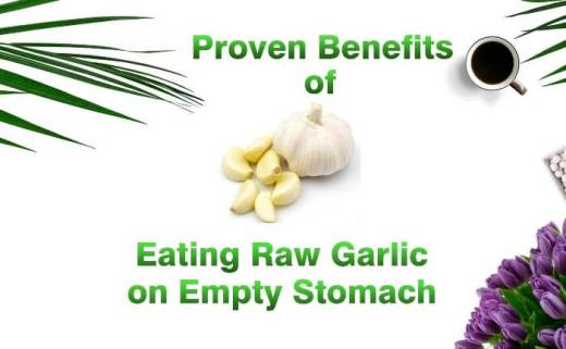 Garlic Is A Healthy Food For Male Sexuality Eat Raw Garlic On Empty Stomach To Boost Your Sex Drive